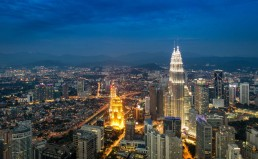 Kuala-Lumpur-viewed-from-the-KL-tower