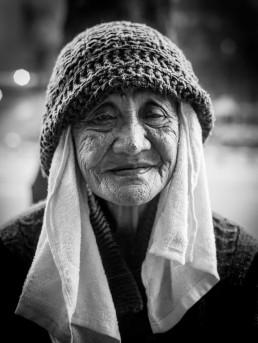 Vietnamese Elder Portrait